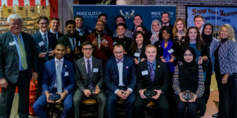 Ilitch School announces inaugural 25 Under 25 winners
