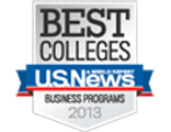 U.S. News and World Report recognizes school for �Best Undergraduate Business Programs�