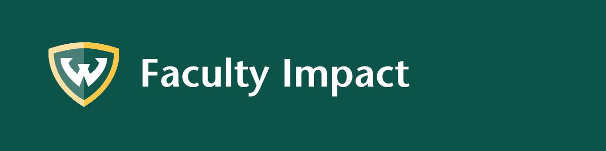 Faculty Impact - Wayne State University