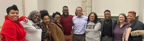Black History Month in the School of Social Work and across the Warrior community