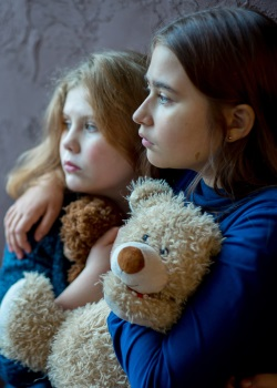 For some children home is not a safe place. The Impact of COVID-19 on children and families.
