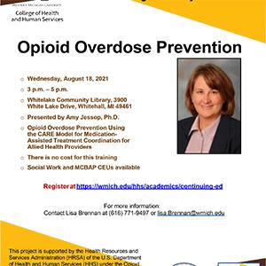 Opioid Overdose Prevention