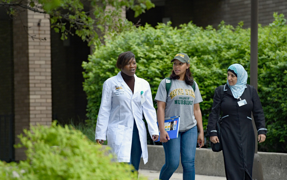 Wayne State Increases Nursing Education Opportunities for Disadvantaged Students