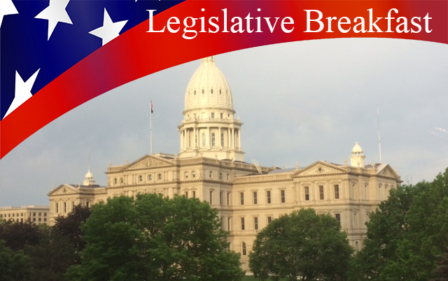 Michigan AHEC to Host Second Legislative Breakfast