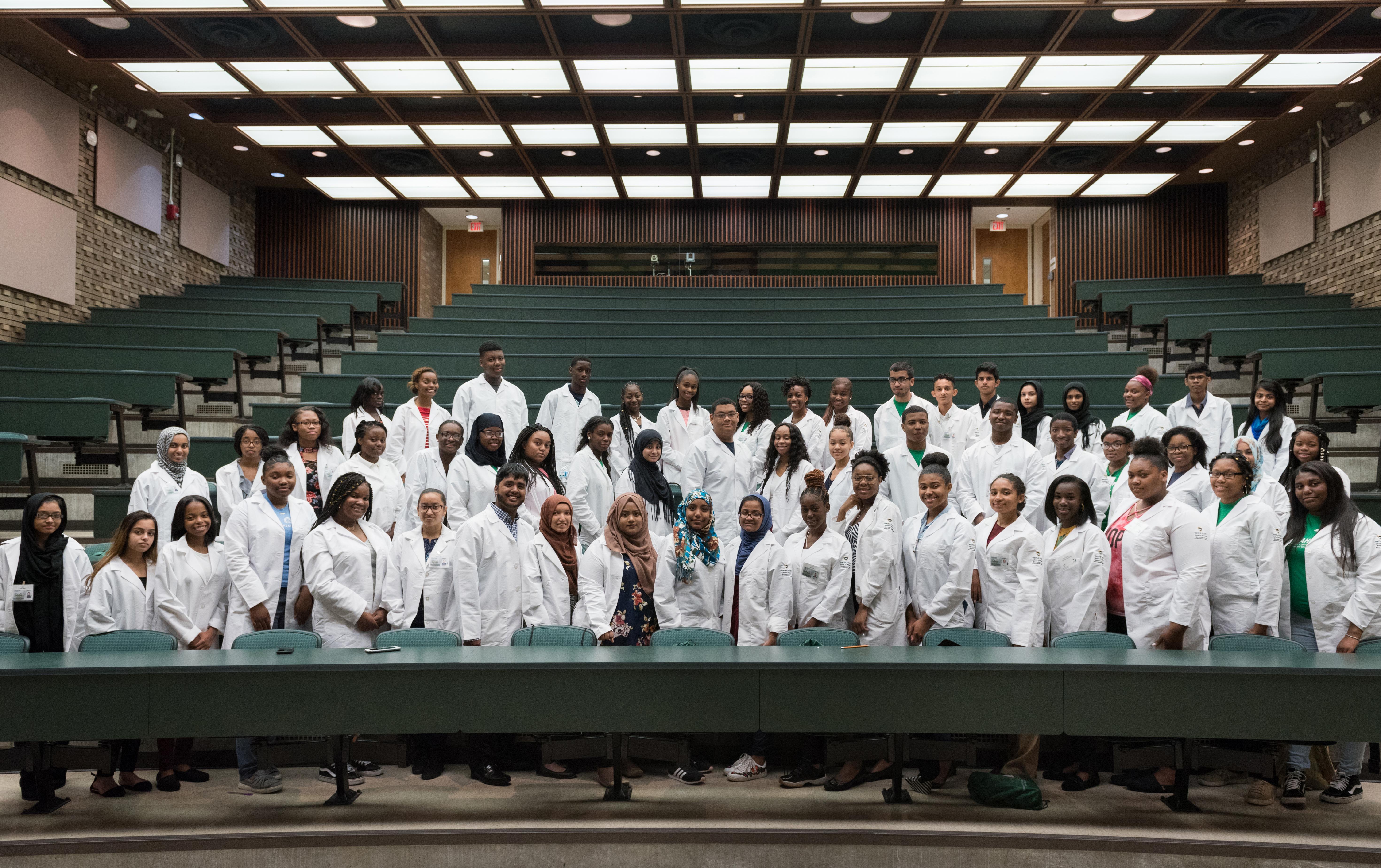 2018 Biomedical Career Advancement Program