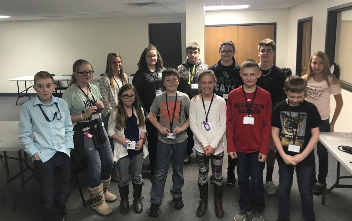Northern Lower Regional Center's First Take our Daughters and Sons to Work Day a Success