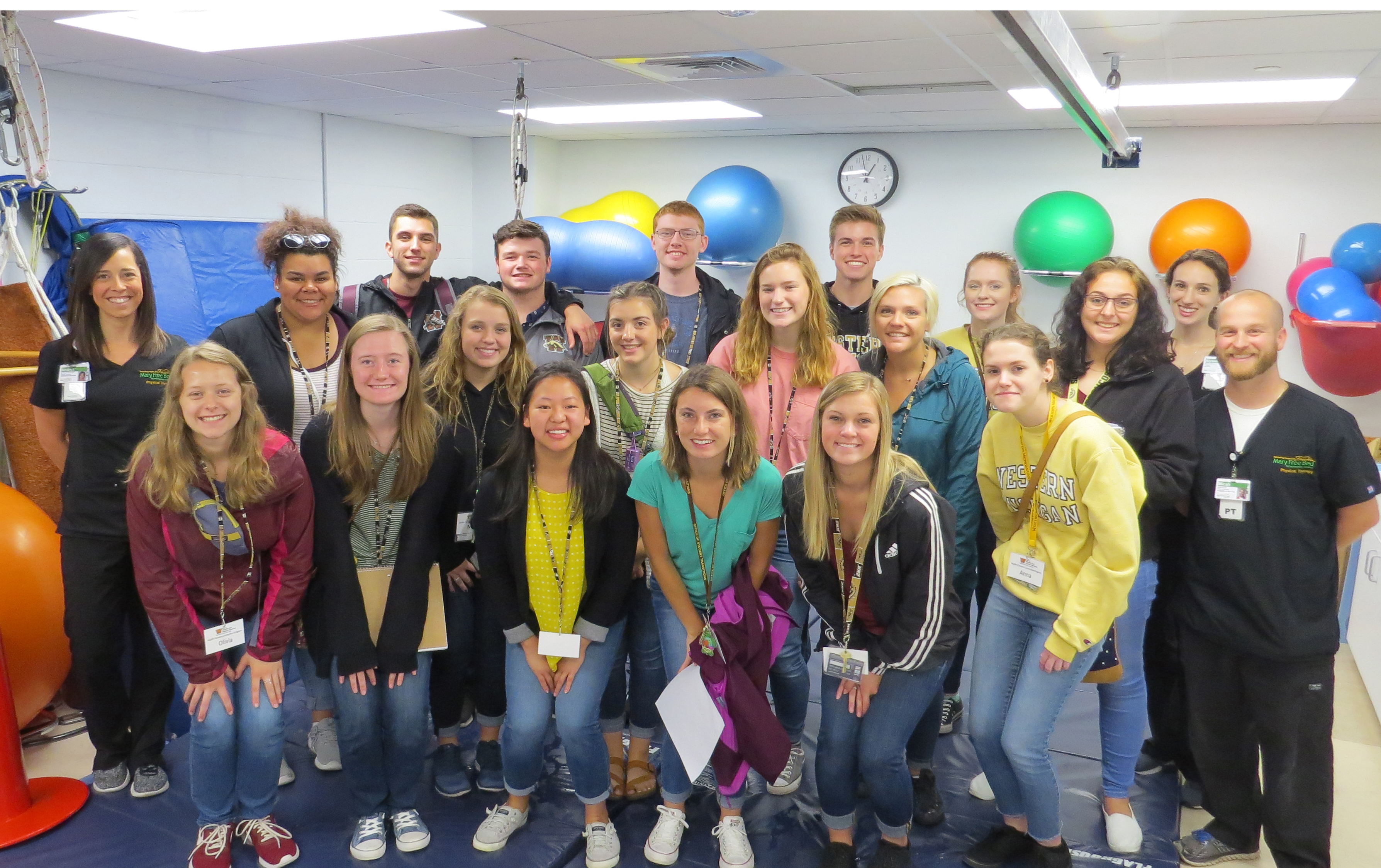 2018 Health Careers Connection Program at Western Michigan University