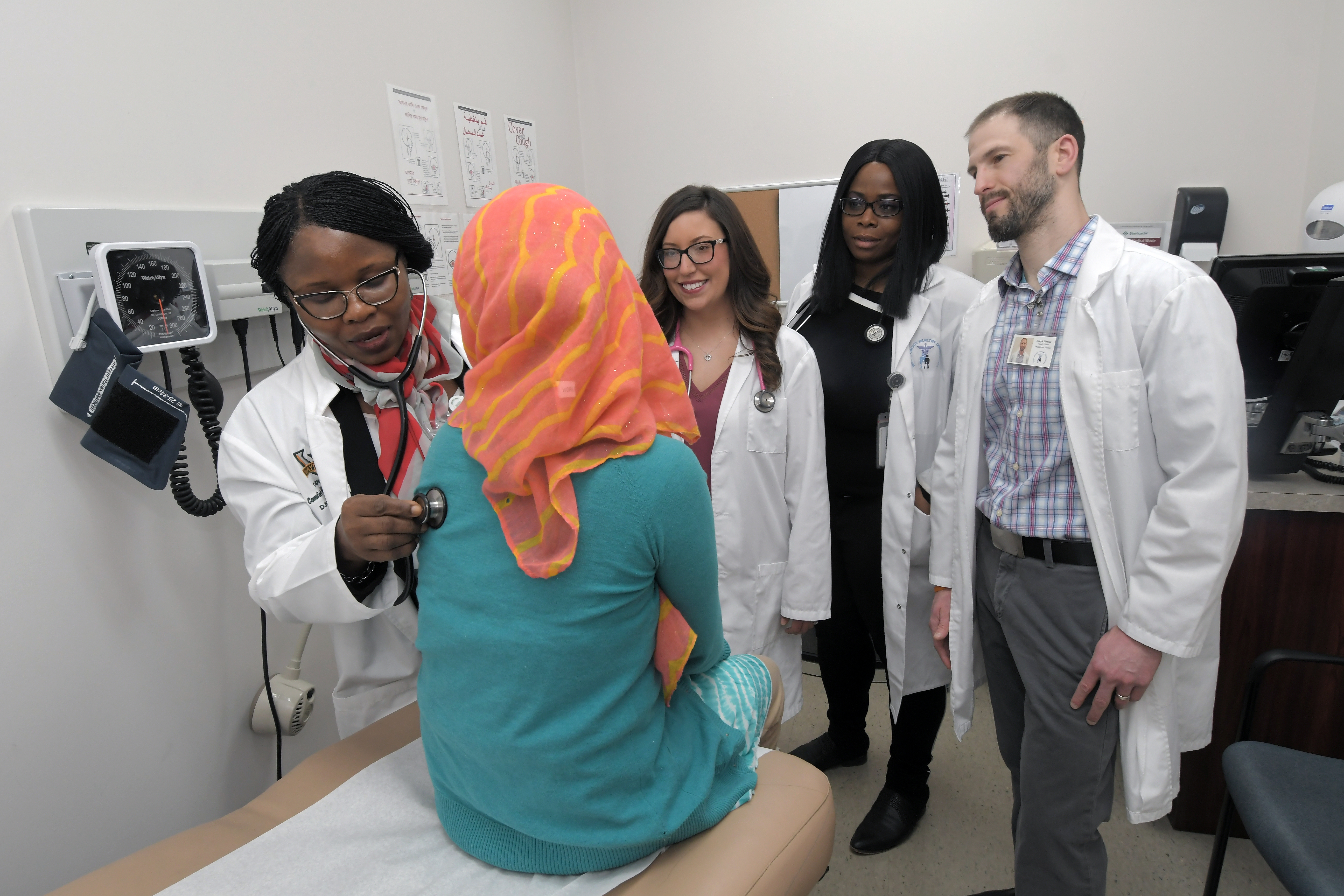 WSU College of Nursing to Expand APRN Training with $2.6 Million HRSA Advanced Nursing Education Workforce (ANEW) Grant
