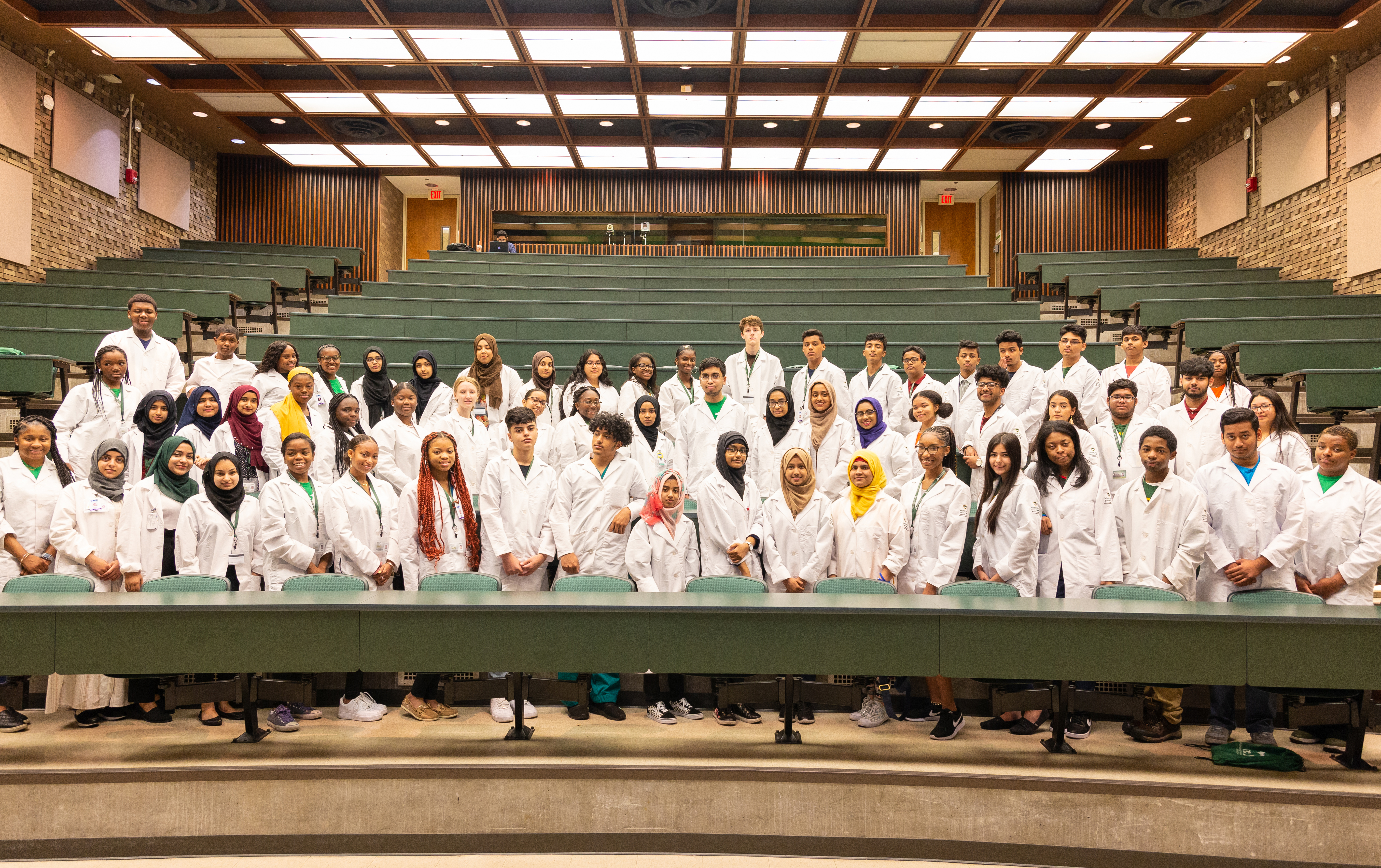 Biomedical Career Advancement Program Wraps Up 5th Year