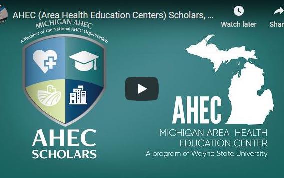 The Michigan AHEC Scholars Program Launches 3rd Cohort