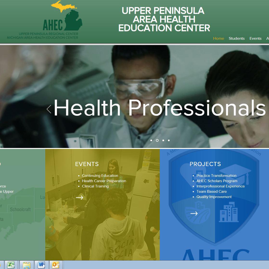 News from the Upper Peninsula Regional Center AHEC