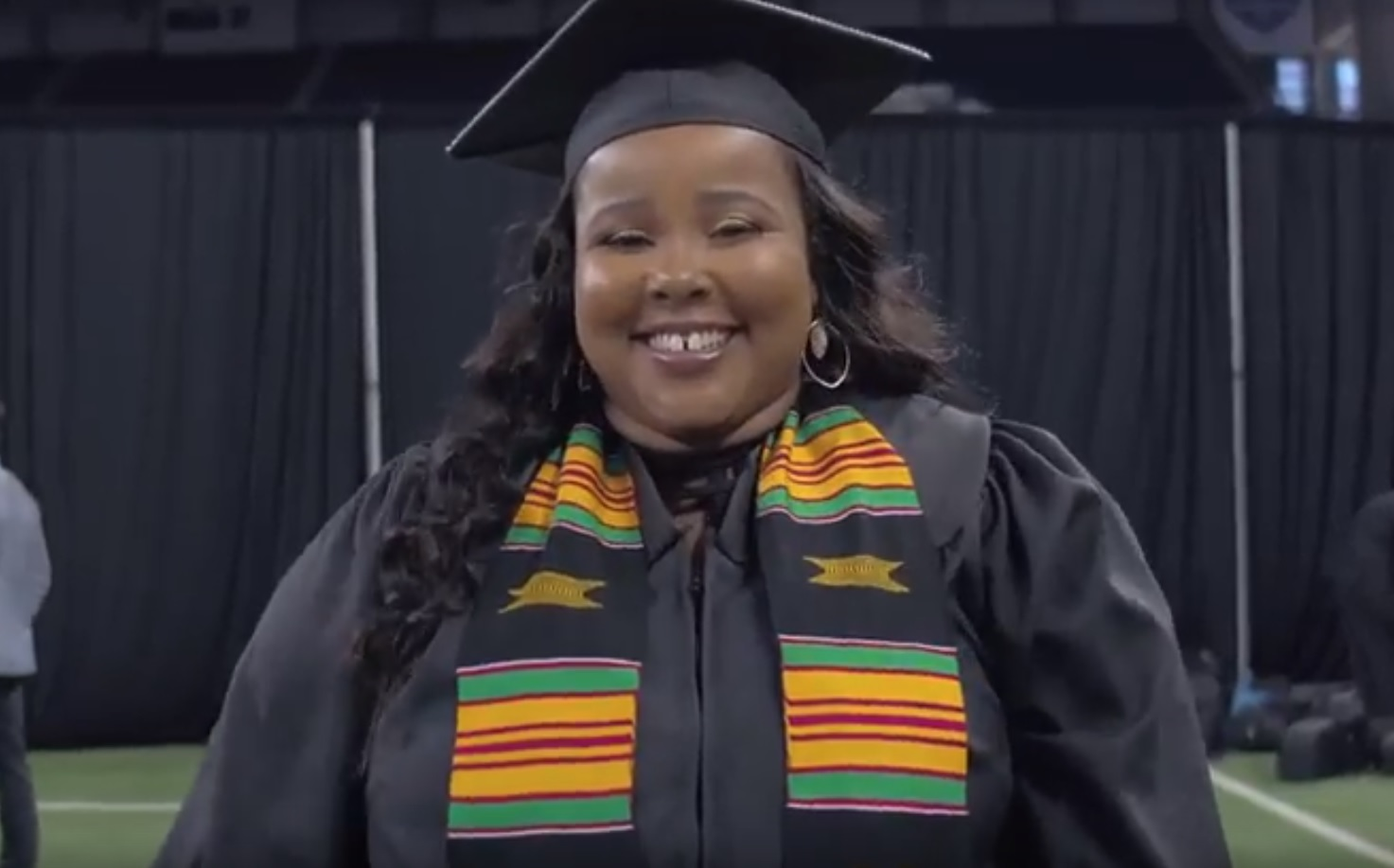 2018 Commencement: Here come the Warriors
