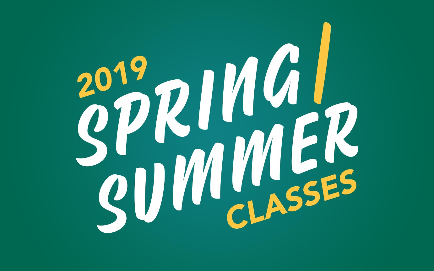 Save 30 percent on spring/summer tuition