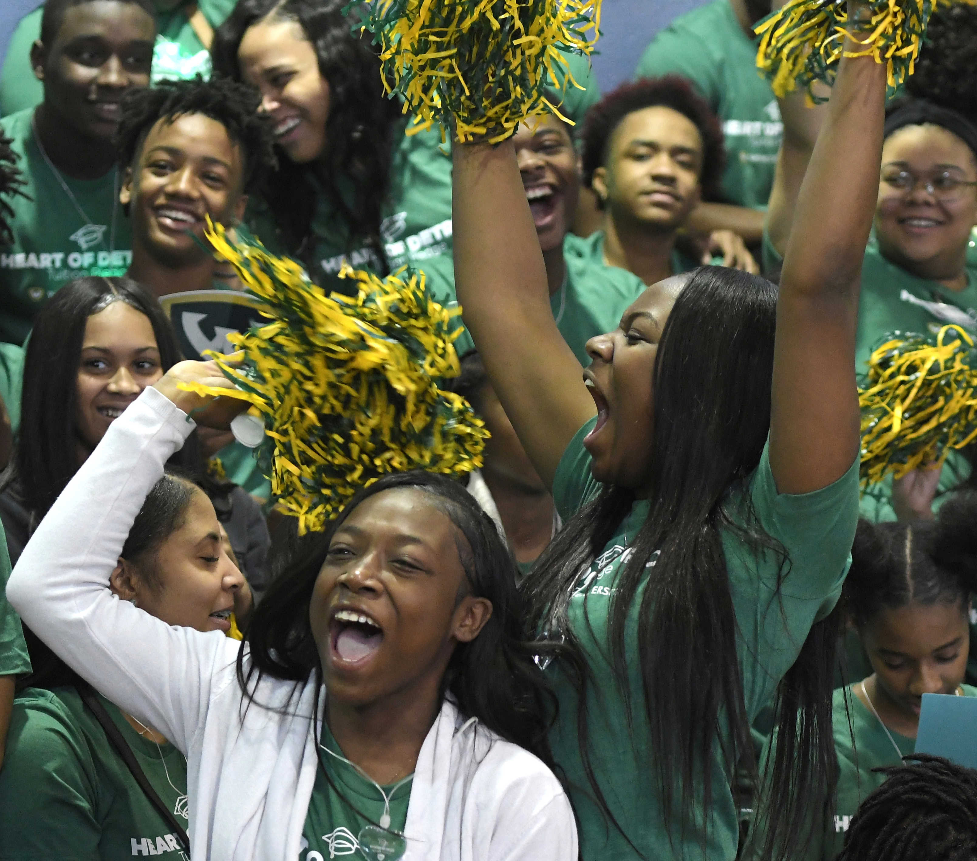 Wayne State introduces Heart of Detroit Tuition Pledge
