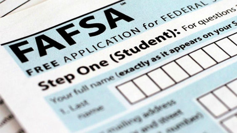 Now is the time to apply for financial aid
