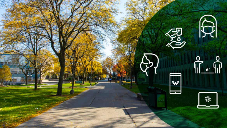 Stay up to date with Wayne State's COVID-19 response
