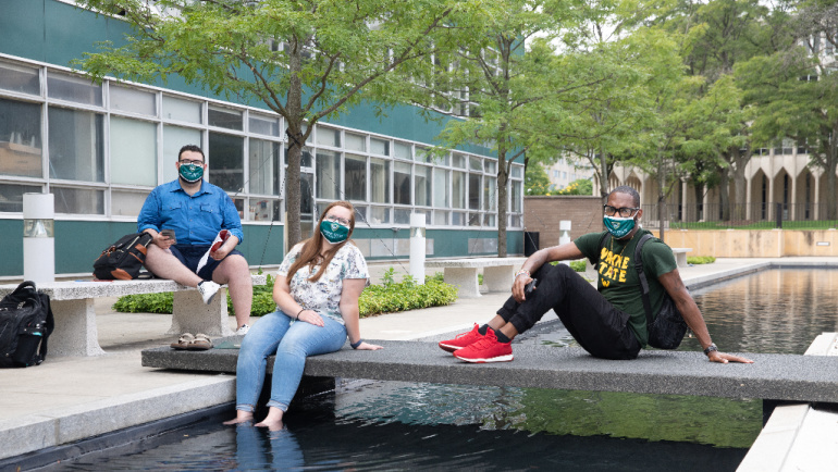 Wayne State announces plans for fall semester