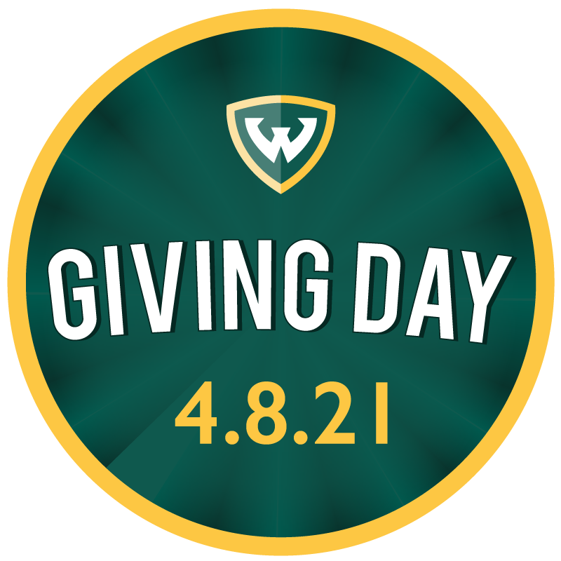 Give green, be gold on Giving Day