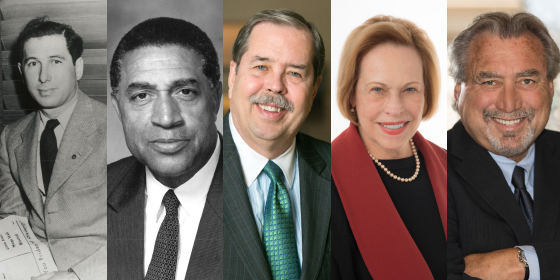 Wayne Law to induct 5 into Alumni Wall of Fame Sept. 12