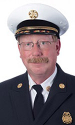 Ott serves as fire chief and Miller Canfield senior counsel