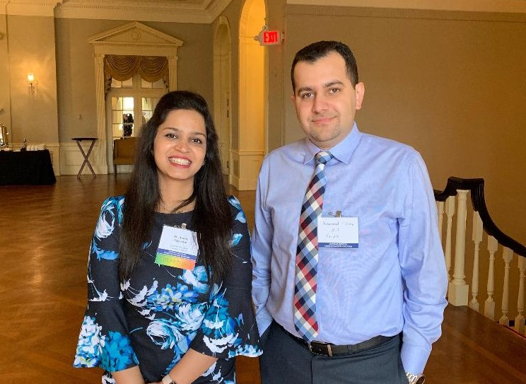 Internal Medicine residents participate in 41st Annual SEMCME Research Forum