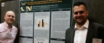 Social Work undergraduate receives UROP to study injection opioid use and minority health among African-American patients in methadone treatment