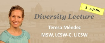 Social Work's 12th Annual Diversity lecture looks at race, violence and community