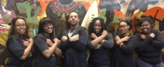 Wayne State Association of Black Social Workers win international student activism competition