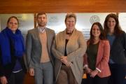 ZHAW Delegation Visit