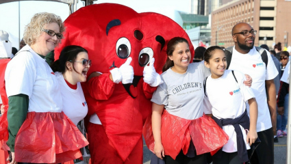 Detroit Heart Walk comes to campus on May 20