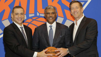 Former men's basketball standout Scott Perry named GM of New York Knicks