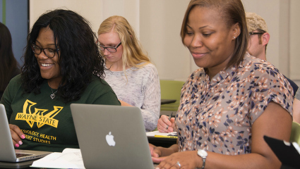 Advancing graduate admissions with portfolio review