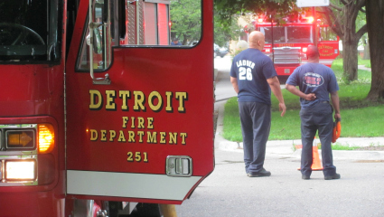 Study to research Detroit firefighters' risk of hearing loss