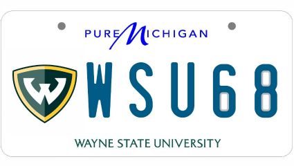 Warrior Strong license plates now available