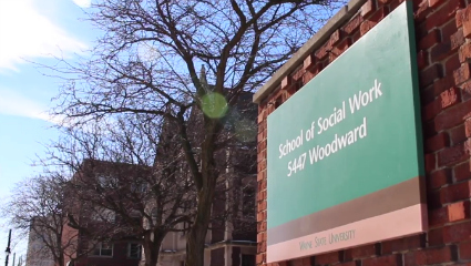 Wayne State names new School of Social Work dean