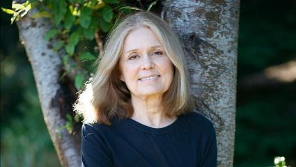 Gloria Steinem comes to campus