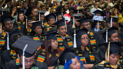 African American Graduation Celebration honors achievement, perseverance in its 25th year