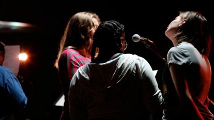 Helping heal kids through song