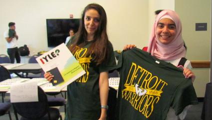 Iraqi students to get glimpse of American, university life