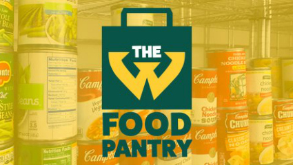 Campus pantry, The W, set to open April 2