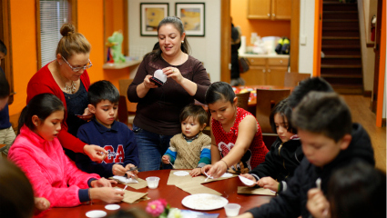 Center for Health and Community Impact awarded Target youth wellness grant