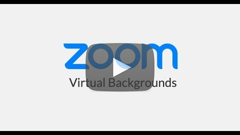 How to use Zoom backgrounds