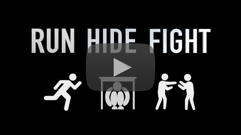Run! Hide! Fight! - Active Attacker Training at Wayne State University
