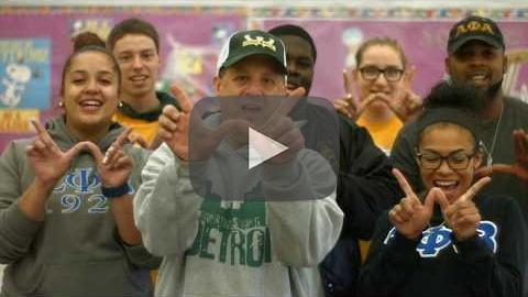Make-A-Difference - Carver Stem Academy - Wayne State University