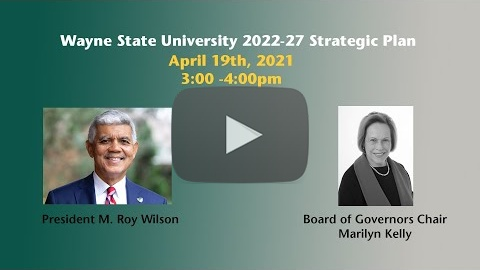2022-27 Strategic Plan Kickoff